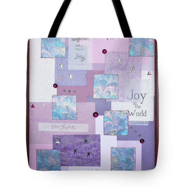 Joy Tote Bag