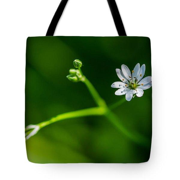 Joy Of Life - Featured 3 Tote Bag by Alexander Senin