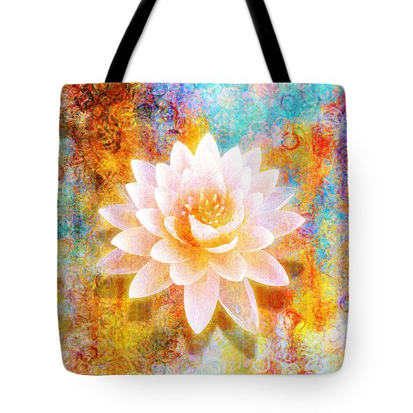 Joy Of Life Tote Bag by Jaison Cianelli