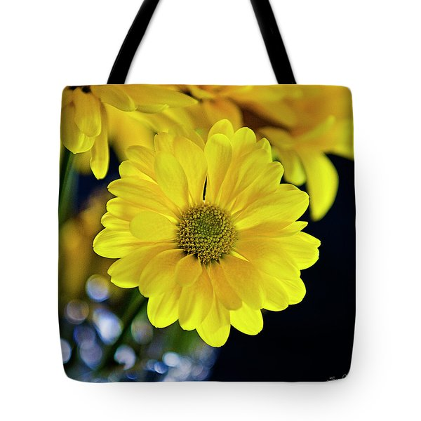 Joy Tote Bag by Scott Pellegrin