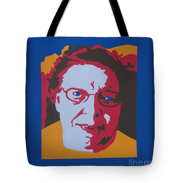 Joyce's Portrait Tote Bag