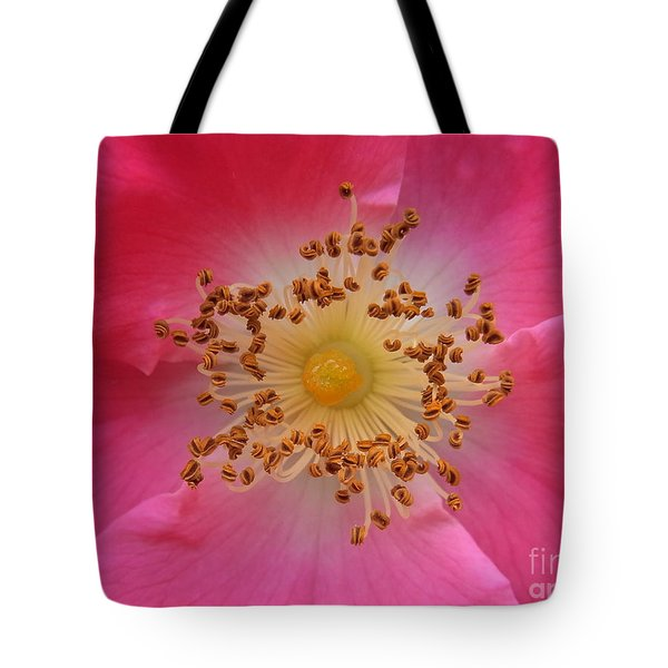 Joyful Celebration Tote Bag by Agnieszka Ledwon