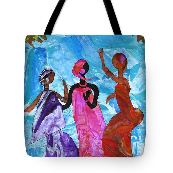 Joyful Celebration Tote Bag