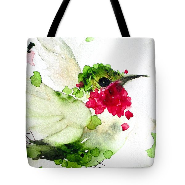 Joyful Flight Tote Bag by Dawn Derman