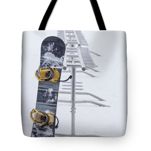 Joyride Tote Bag by Evelina Kremsdorf