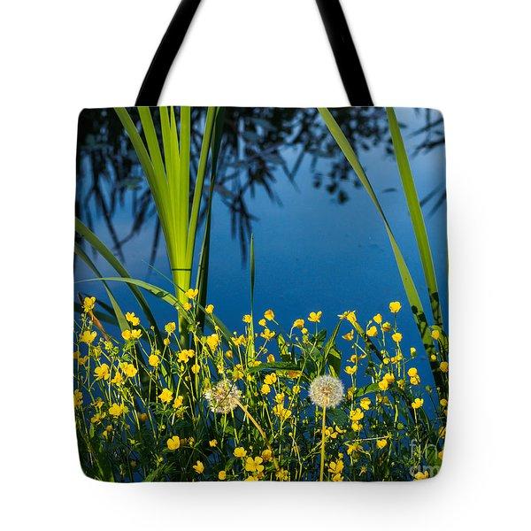 Joys Of Summer Tote Bag