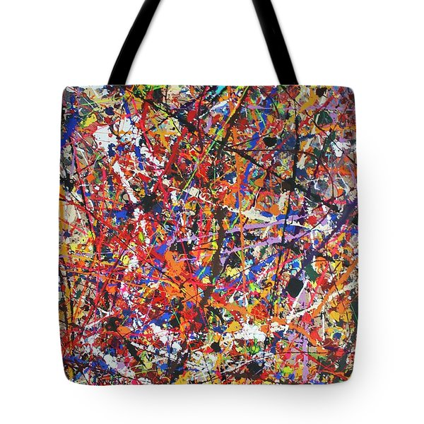 JP Tote Bag by Michael Cross