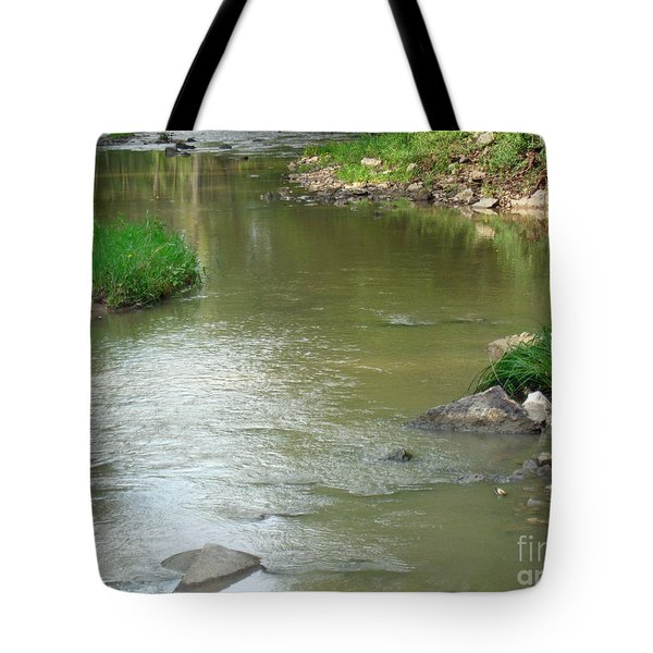 Jubilee Creek Tote Bag