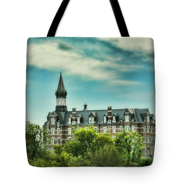 Jubilee Hall At Fisk University - Nashville Tennessee Tote Bag