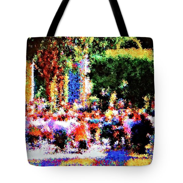 Tote Bag featuring the photograph Jubilee by Nick David