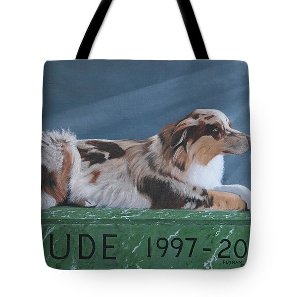 Jude's Farewell Tote Bag