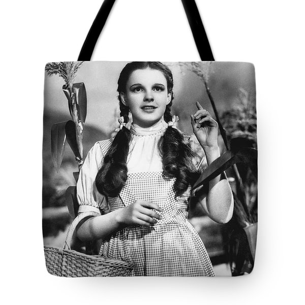 Judy Garland As Dorothy Tote Bag
