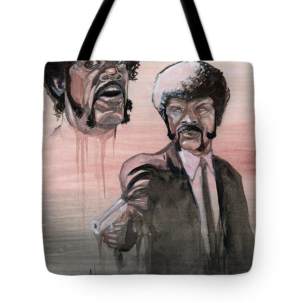 Jules Bamf Tote Bag