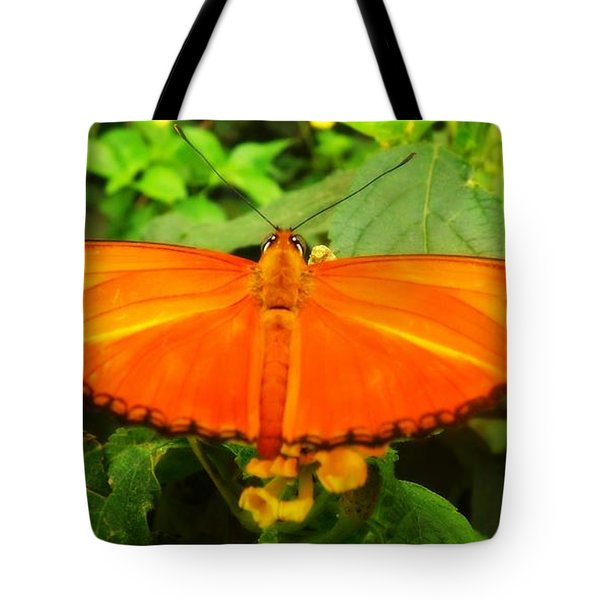 Tote Bag featuring the photograph Julia by Clare Bevan