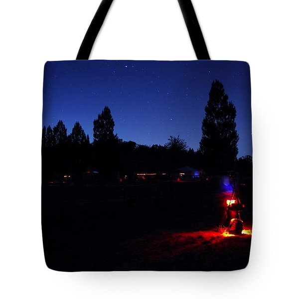 Julian Night Lights 2013 Tote Bag