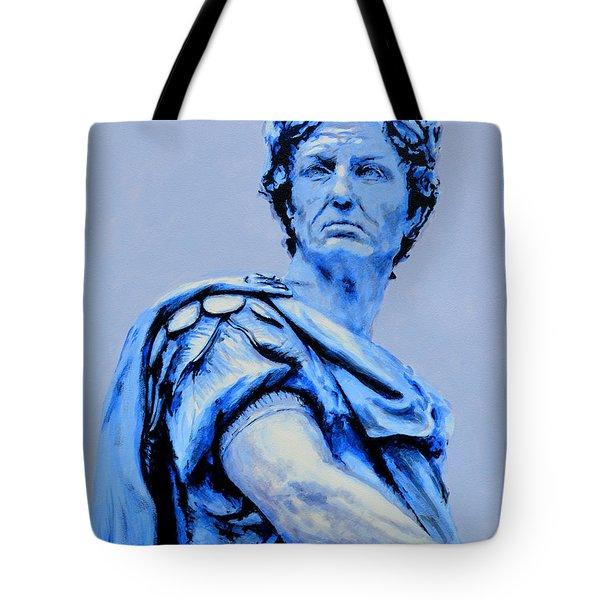 Julius Caesar Tote Bag by Victor Minca