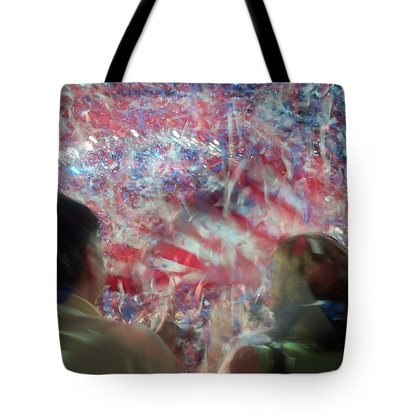 July Fourth Finale Tote Bag