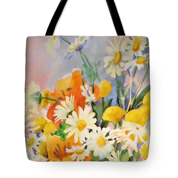 July Summer Arrangement  Tote Bag