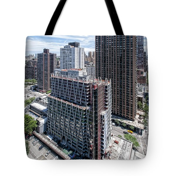 Jun2014rearabovesw Tote Bag