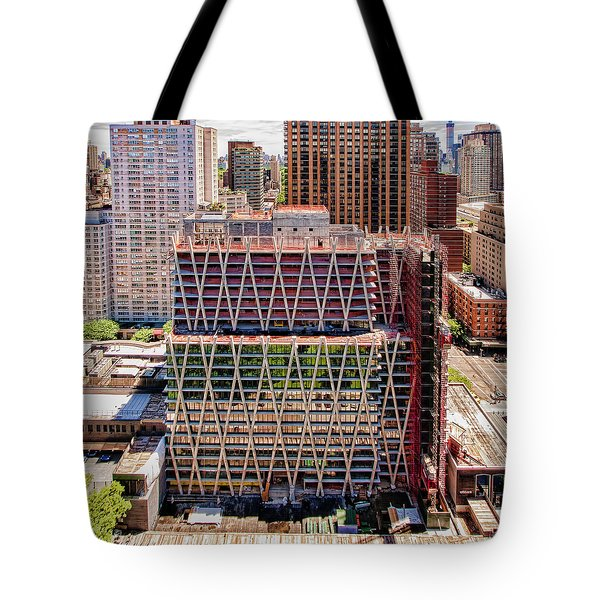 Jun2014rearwideabove Tote Bag