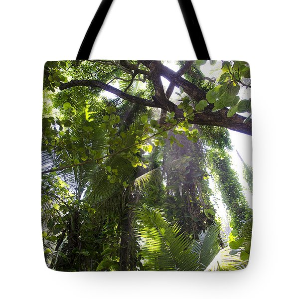 Jungle Canopy Tote Bag