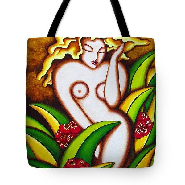 Jungle Nude Tote Bag