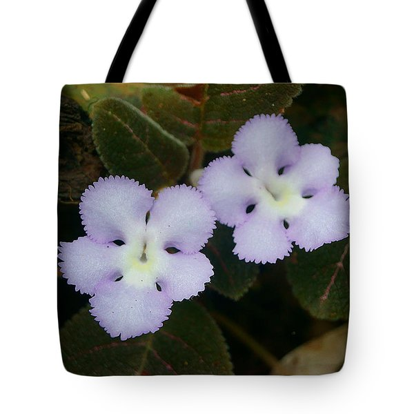 Jungle Wildflower Tote Bag by Blair Wainman
