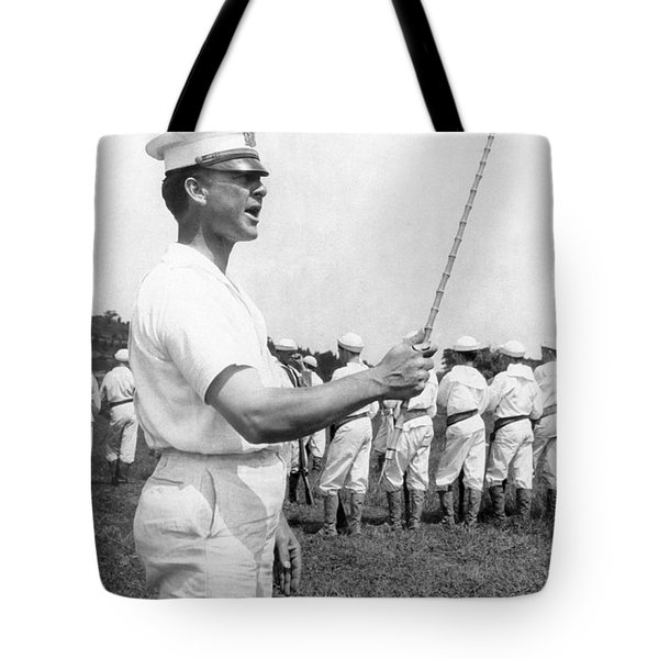 Junior Naval Reserve Training Tote Bag