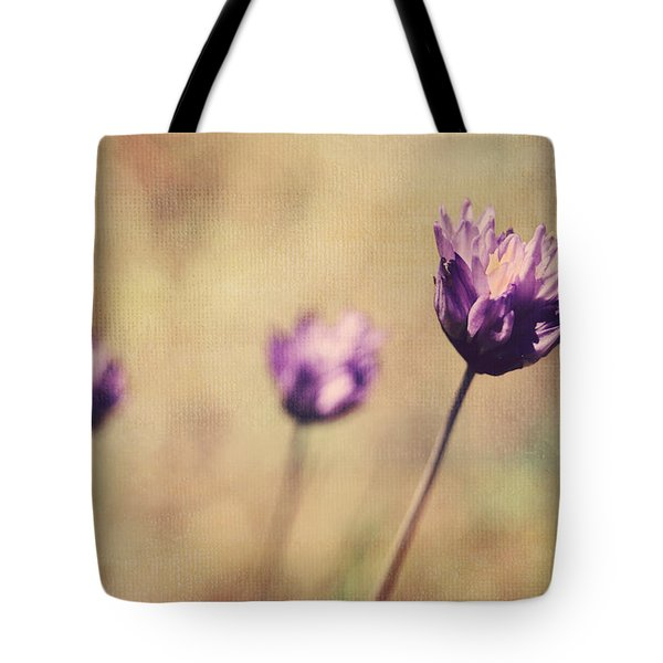 Just A Breath Away Tote Bag by Laurie Search