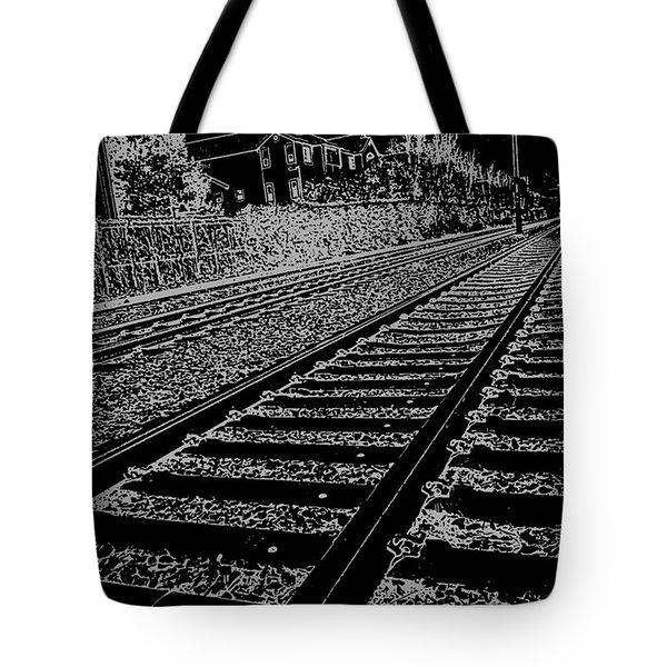 Just About Now Tote Bag by Nick David