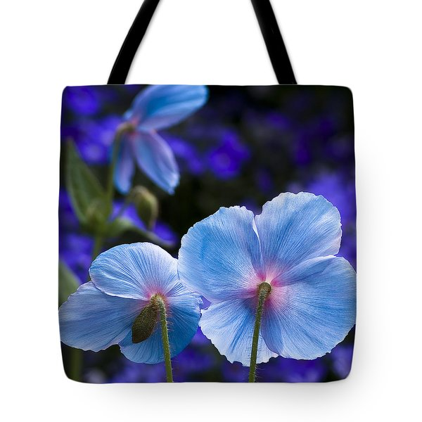 Just As Lovely From Behind Tote Bag