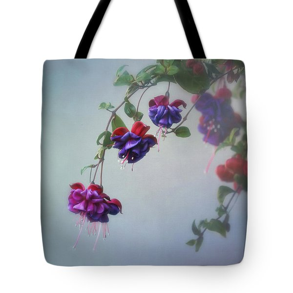Just Because Tote Bag by Kim Hojnacki