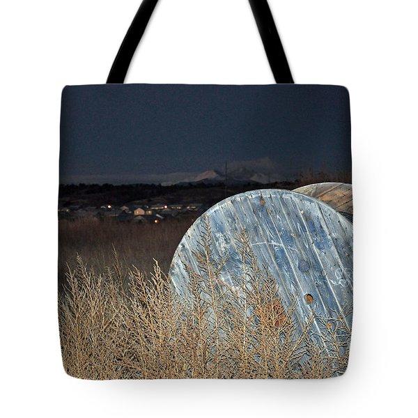 Just Before Dawn Tote Bag by Minnie Lippiatt