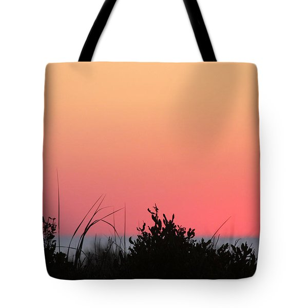 Just Before The Sunrise Tote Bag