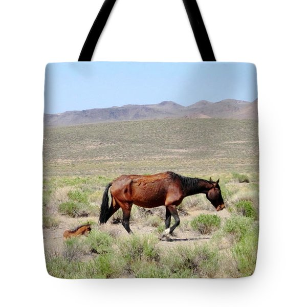 Tote Bag featuring the photograph Just Born by Marilyn Diaz