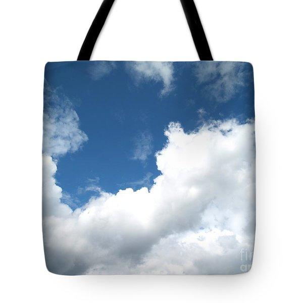 Just Breathe ... Tote Bag
