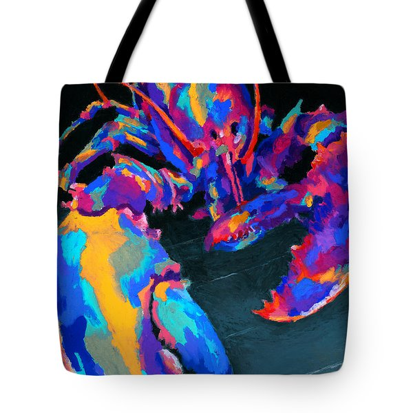 Just Claws Tote Bag by Stephen Anderson