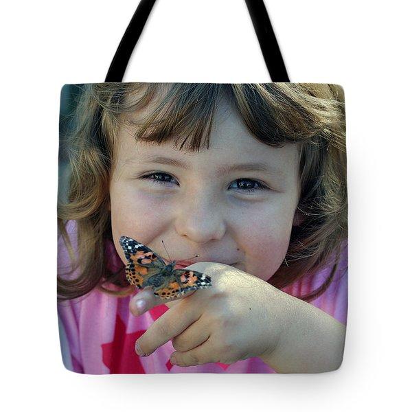Just Cute Tote Bag