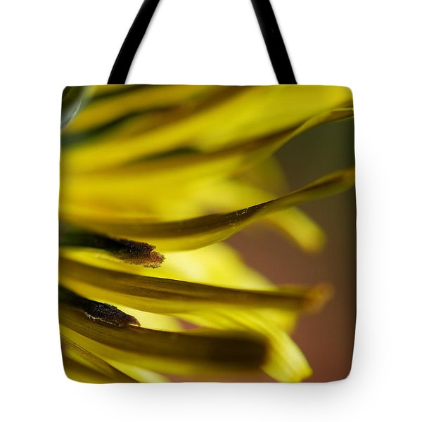 Tote Bag featuring the photograph Just Dandy by Wendy Wilton