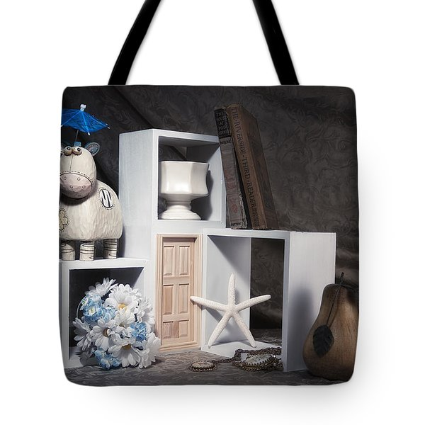 Just For Fun Still Life Tote Bag