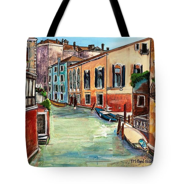 Just In The Neighborhood Tote Bag