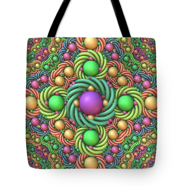 Just In Time For Easter Tote Bag by Lyle Hatch