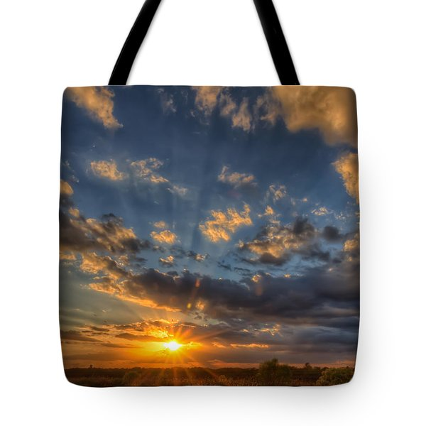 Just In Time Tote Bag by Tim Stanley