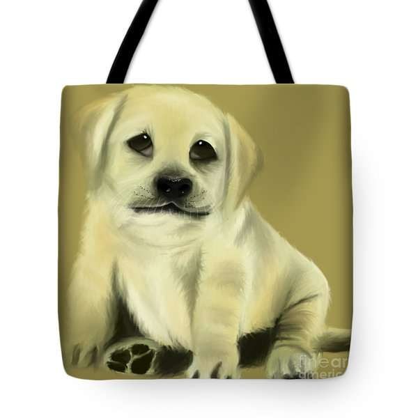 Just Love Me Please Tote Bag