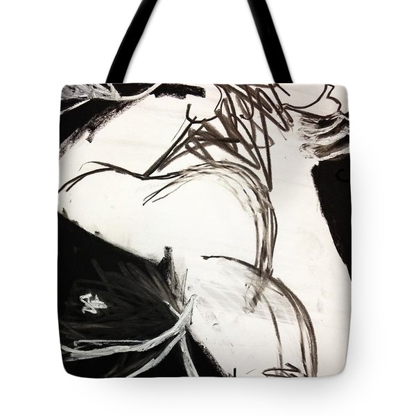 Just Man Tote Bag