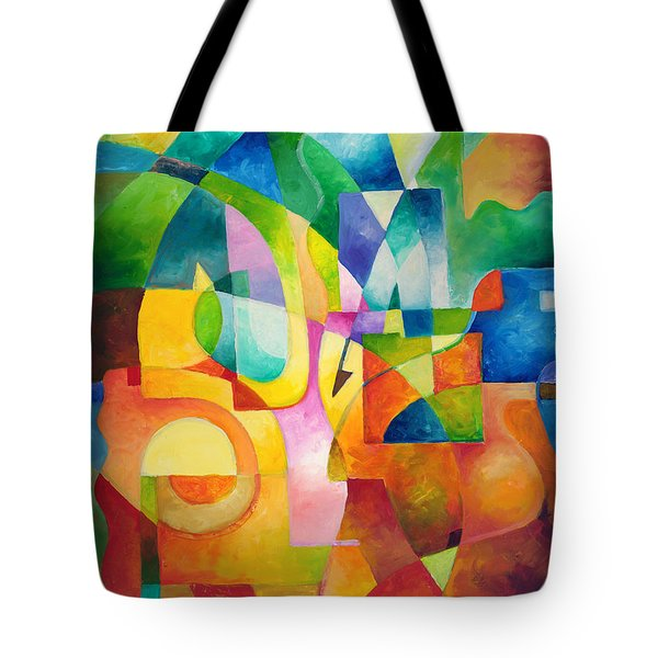 Just Outside Tote Bag