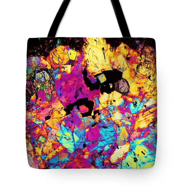 Just Over The Next Hill Tote Bag