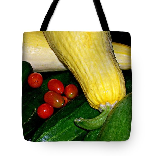Just Picked Tote Bag by Barbara S Nickerson