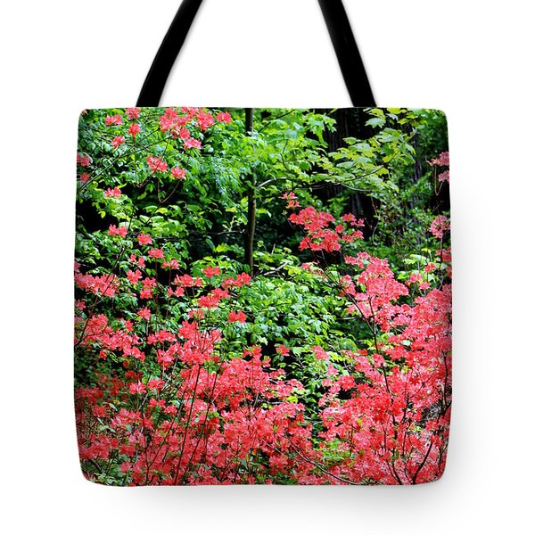 Just Pretty Tote Bag
