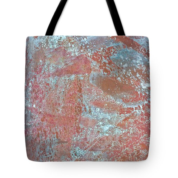 Tote Bag featuring the photograph Just Rust by Heidi Smith